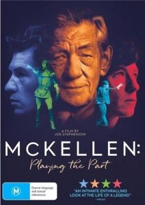 Win <i>McKellen: Playing the Part</i> on DVD