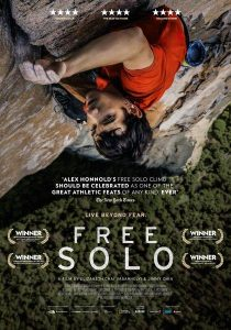 Win a <i>Free Solo</i> double pass