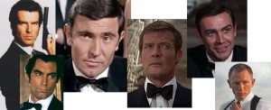 The Best From Each Bond...James Bond