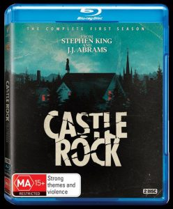 Win <i>Castle Rock</i> on DVD, 4K or Blu-ray!