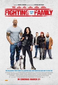 Win! Passes to <i>Fighting With My Family</i>