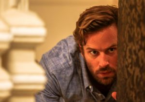 Armie Hammer: Hotel of Horror