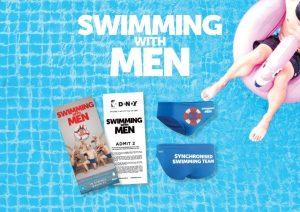 Win! <i>Swimming With Men</i> Packs