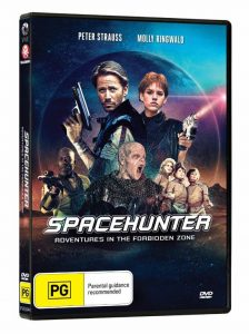 Win! <i>Spacehunter: Adventures in the Forbidden Zone</i> Blu-ray
