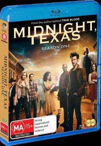 Win <i>Midnight, Texas</i>: Season One Blu-ray