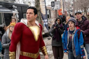 <i>Shazam!</i> Zachary Levi Beefs Up for His Break Out Role in the DCU
