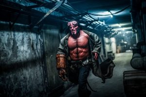 David Harbour: Raising Hell In <em>Hellboy</em>