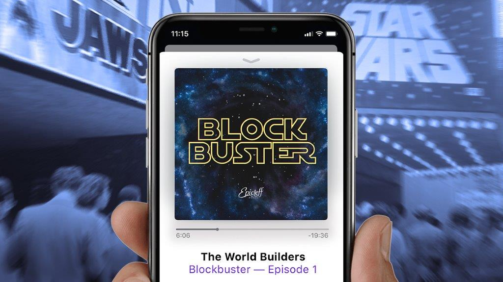 Apple Podcasts App 16x9 clean