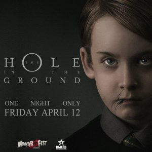 Win a Double Pass to <i>The Hole in the Ground</i>