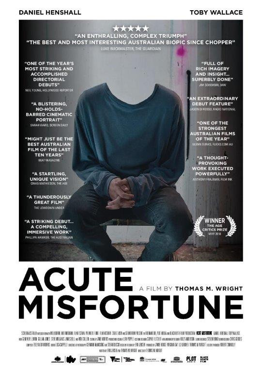 Movie of the Month: <i>Acute Misfortune</i>