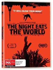 Win <i>The Night Eats the World</i> on DVD