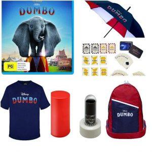 Win a <i>Dumbo</i> Pack!