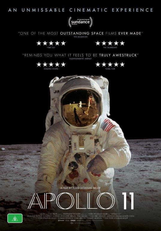 Movie of the Month: <i>Apollo 11</i>