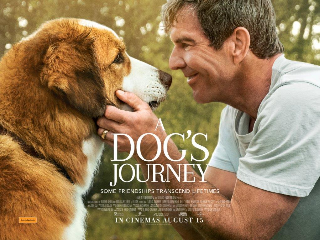 Movie of the Month: <i>A Dog's Journey</i>