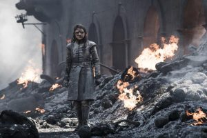 Delivering fire, blood and destruction for <i>Game Of Thrones</i>' final season