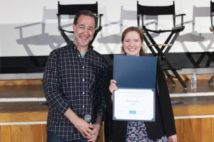 Australian Wins UCLA Writing Competition