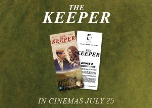 Win a Double Pass to <i>The Keeper</i>