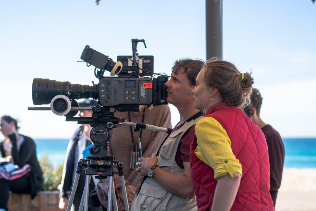 Director Hattie Archibald and Cinematographer Toby Jonathan Petch (2)