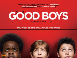 Win a double pass to preview of <i>Good Boys</i> - Sydney ClubInk Members Only