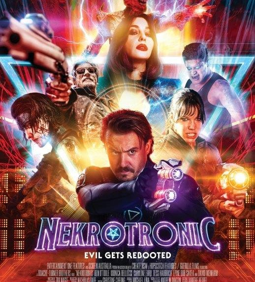 THE ROACHE-TURNER BROTHERS' <i>NEKROTRONIC</i> SET TO OPEN AUSTRALIA'S SCIFI FILM FESTIVAL NEXT MONTH