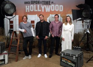 Once Upon a Time…in Tarantino's 9th Movie