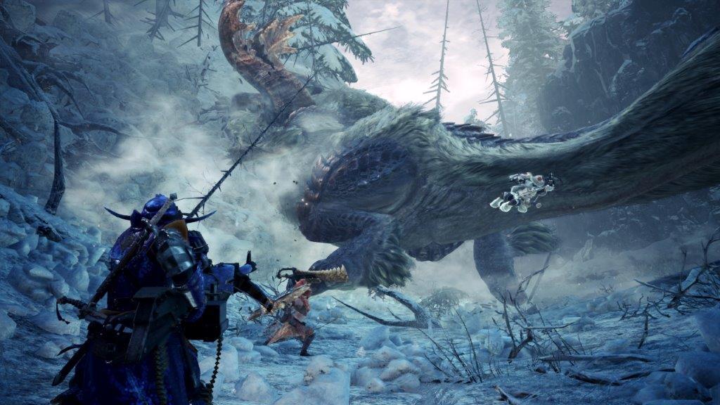 Monster-Hunter-World-Iceborne-gameplay