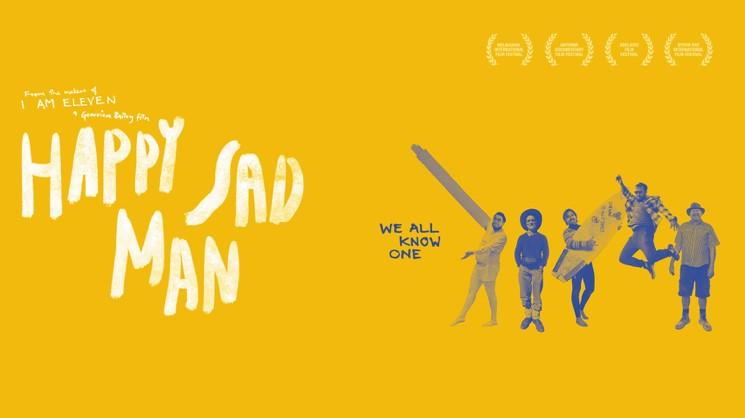 <i>Happy Sad Man</i> Opens 31st October, 2019