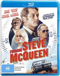 Win a <i>Finding Steve McQueen</i> Blu-ray