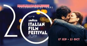 Win a Double Pass to the 2019 Italian Film Festival