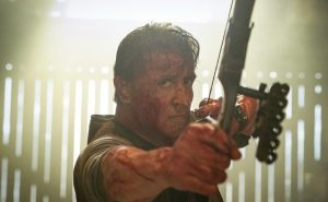 Sylvester Stallone: In The Blood