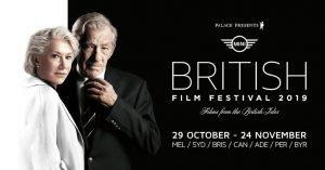 Win a double pass to the 2019 MINI British Film Festival