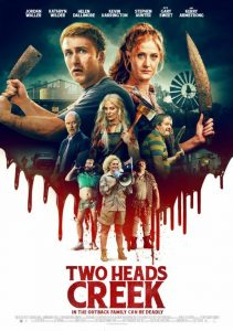 Poster Reveal: <i>Two Heads Creek</i>