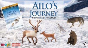 Win an <i>Ailo's Journey</i> prize pack!