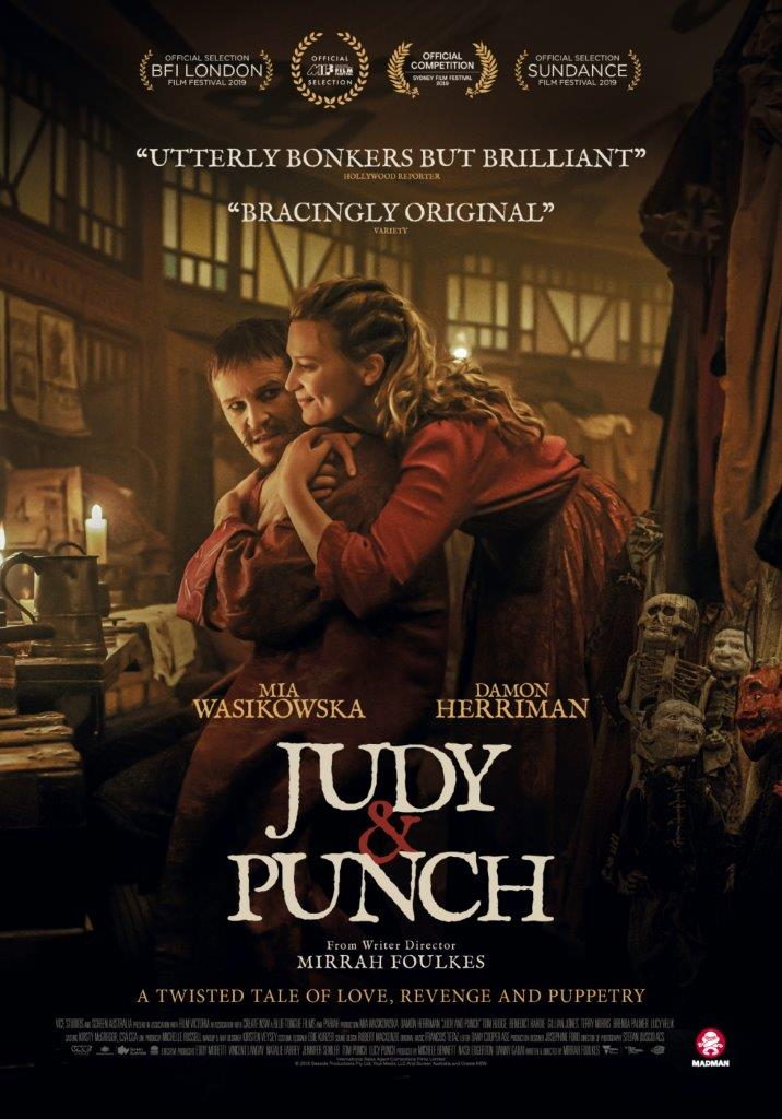 Movie of the Month: <i>Judy & Punch</i>