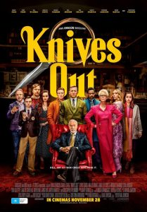 Win a <i>Knives Out</i> double pass