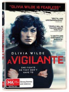 Win <i>A Vigilante</i> Blu-ray
