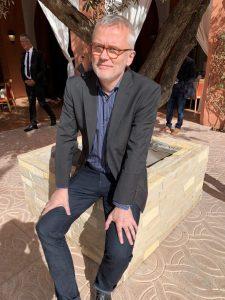 Christoph Terhechte: Pronouncing Australian Cinema