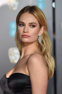 Lily James: A Cinderella Story