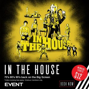 In The House Is Back!