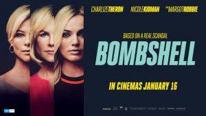 Win a <i>Bombshell</i> Double Pass