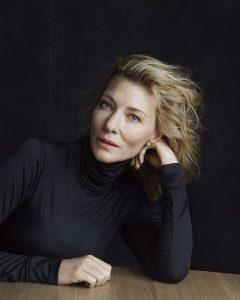 Cate Blanchett for President at Venice