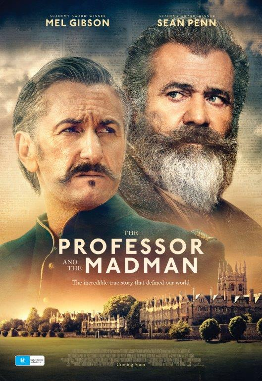 Movie of the Month: <i>The Professor and the Madman</i>