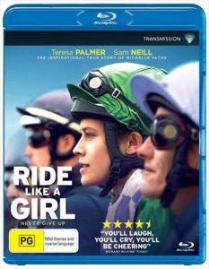 Win a <i>Ride Like a Girl</i> Blu-ray