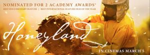 ClubInk members! Win a double pass to <i>Honeyland</i>