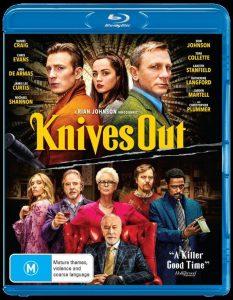 Win a <i>Knives Out</i> Blu-ray