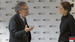 Gordon Quinn at AIDC