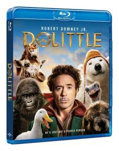 Win a <i>Dolittle</i> Blu-ray