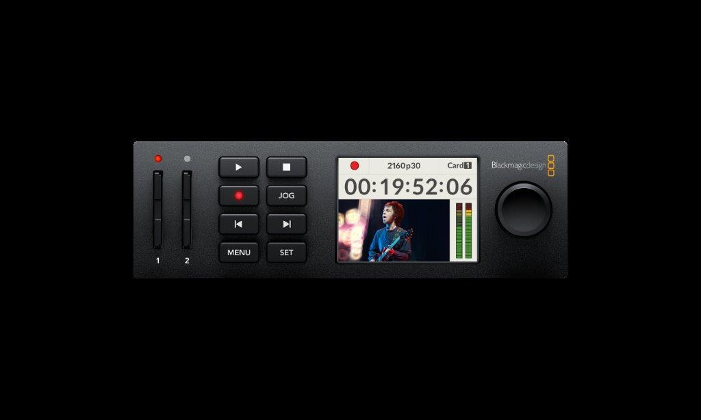 Blackmagic Design Announces Hyperdeck Studio Mini V7 1 Filmink