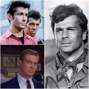 "Top Ten Male Film Stars of the Sixties Called ""George"""