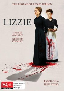 Win <i>Lizzie</i> on DVD